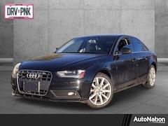 2013 Audi A4 Premium Plus 4dr Car
