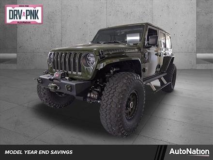 2020 Jeep Wrangler UNLIMITED RUBICON 4X4 SUV