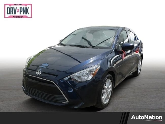 2016 Scion iA 4dr Car