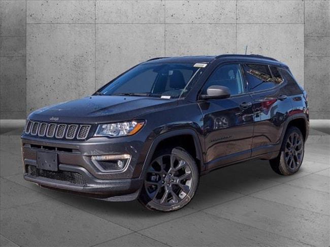 2021 Jeep Compass 80TH ANNIVERSARY 4X4 SUV