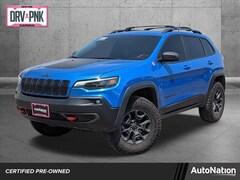 2019 Jeep Cherokee Trailhawk Sport Utility