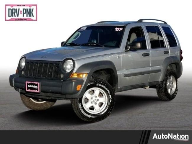 2007 Jeep Liberty Sport Sport Utility
