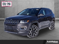 2021 Jeep Compass LIMITED 4X4 SUV
