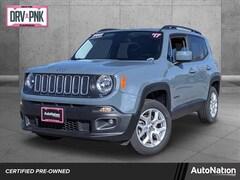 2017 Jeep Renegade Latitude Sport Utility