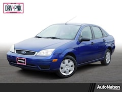 2006 Ford Focus SE 4dr Car