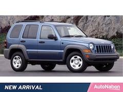 2005 Jeep Liberty Sport Sport Utility