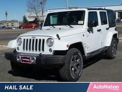 2018 Jeep Wrangler JK Unlimited Sahara SUV