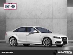 2009 Audi A4 2.0T Prem 4dr Car