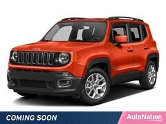 2017 Jeep Renegade Latitude 4x4 SUV