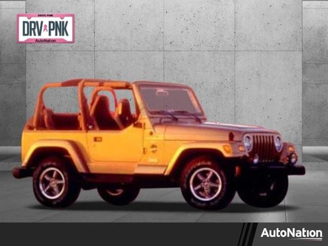 1999 Jeep Wrangler SE Sport Utility