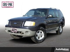 2002 Ford Explorer Sport Value Sport Utility