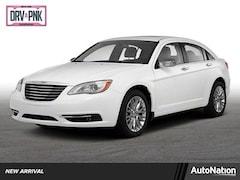 2013 Chrysler 200 LX 4dr Car