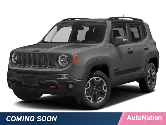 2017 Jeep Renegade Trailhawk 4x4 SUV