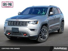 2017 Jeep Grand Cherokee Trailhawk Sport Utility