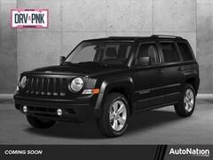 2016 Jeep Patriot HIGH ALTITUDE 4X4 SUV