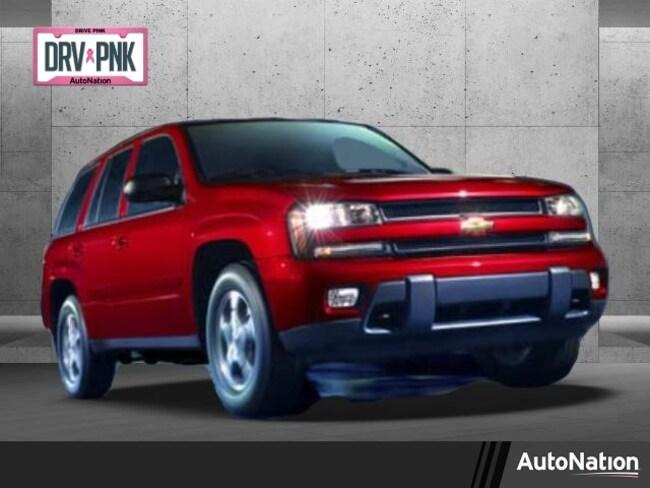2006 Chevrolet Trailblazer LS Sport Utility