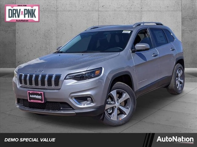 2020 Jeep Cherokee LIMITED 4X4 SUV