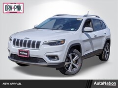 2020 Jeep Cherokee Limited Sport Utility