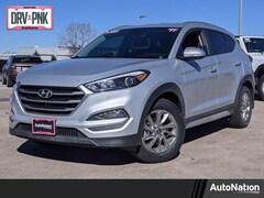 2017 Hyundai Tucson SE Plus Sport Utility