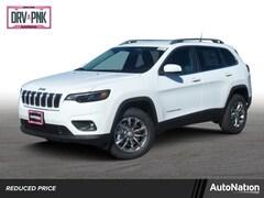2019 Jeep Cherokee Latitude Plus SUV