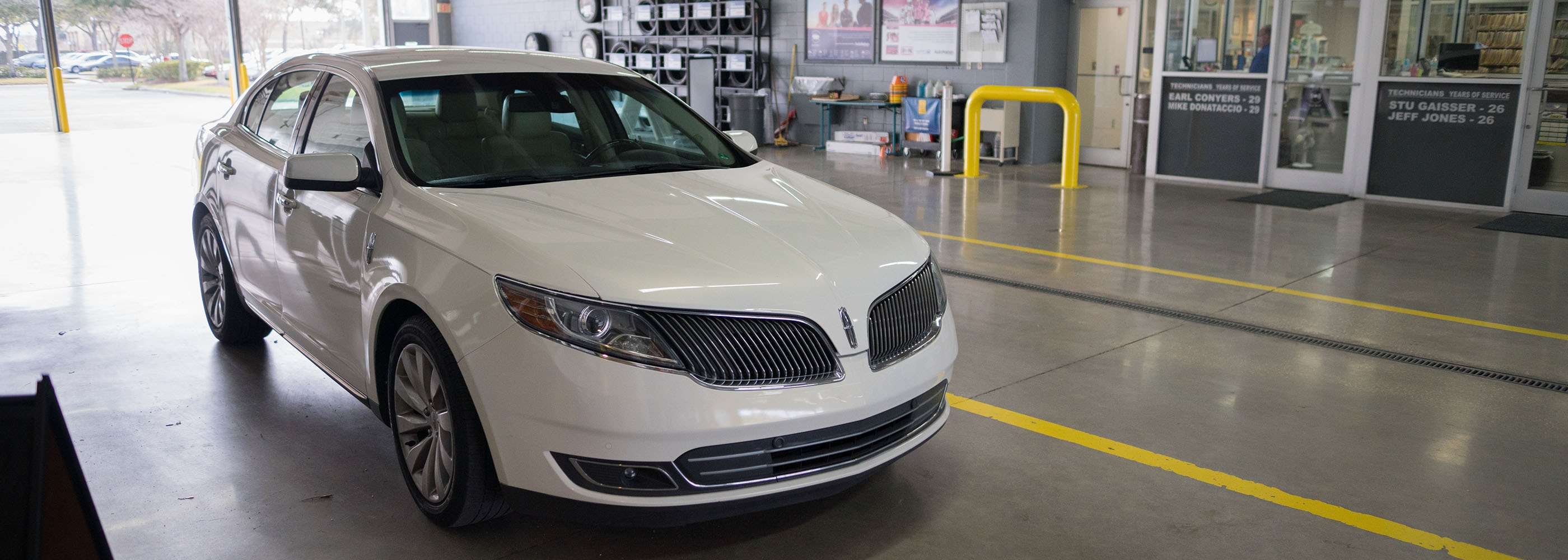 Lincoln Service Center Near Me In Clearwater Autonation Lincoln