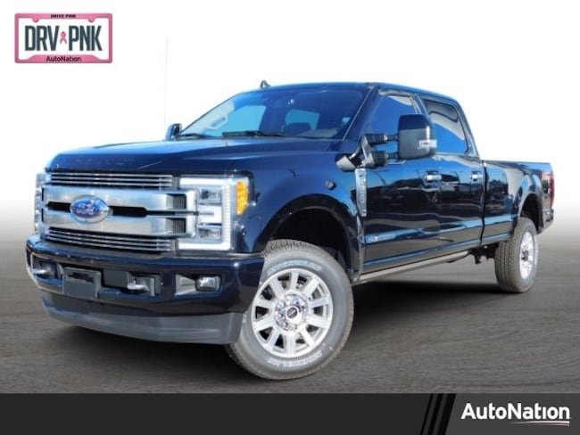 2019 Ford F-350 Limited Truck Crew Cab