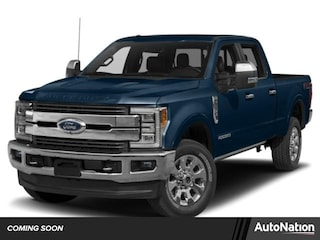 2019 Ford F-350 King Ranch Crew Cab Pickup
