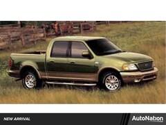 2003 Ford F-150 SuperCrew XLT Truck SuperCrew Cab