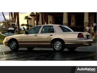 2004 Ford Crown Victoria Standard Sedan