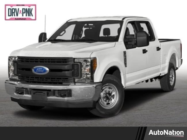 2019 Ford F-250 XL Crew Cab Pickup