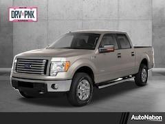 2012 Ford F-150 Platinum Truck SuperCrew Cab