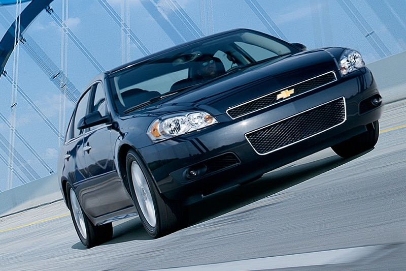 The Chevrolet Impala is a great used car buy
