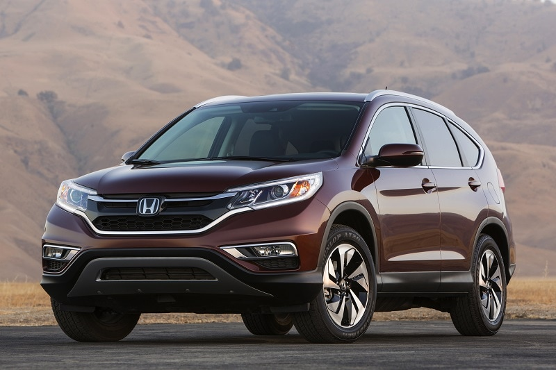 The 2016 Honda CR-V is a great used car buy