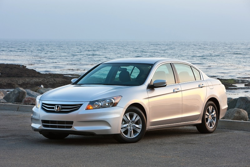 The Honda Accord is a great used car buy
