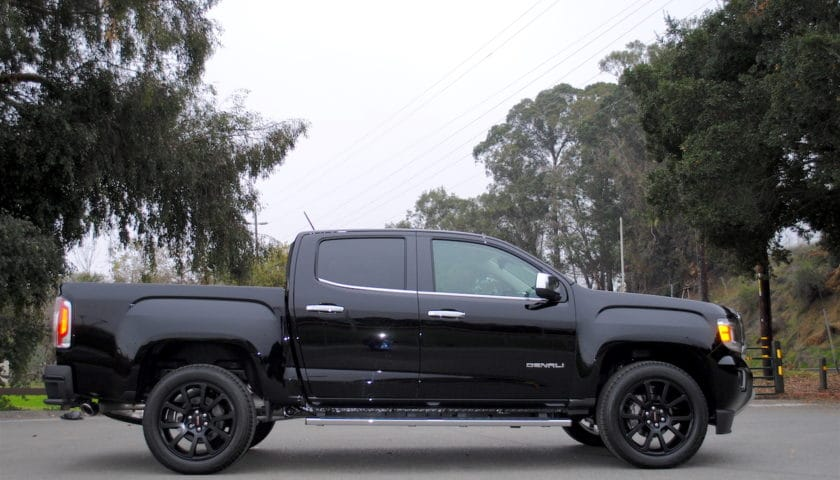 Capable And Luxurious 2019 Gmc Canyon Denali Test Drive