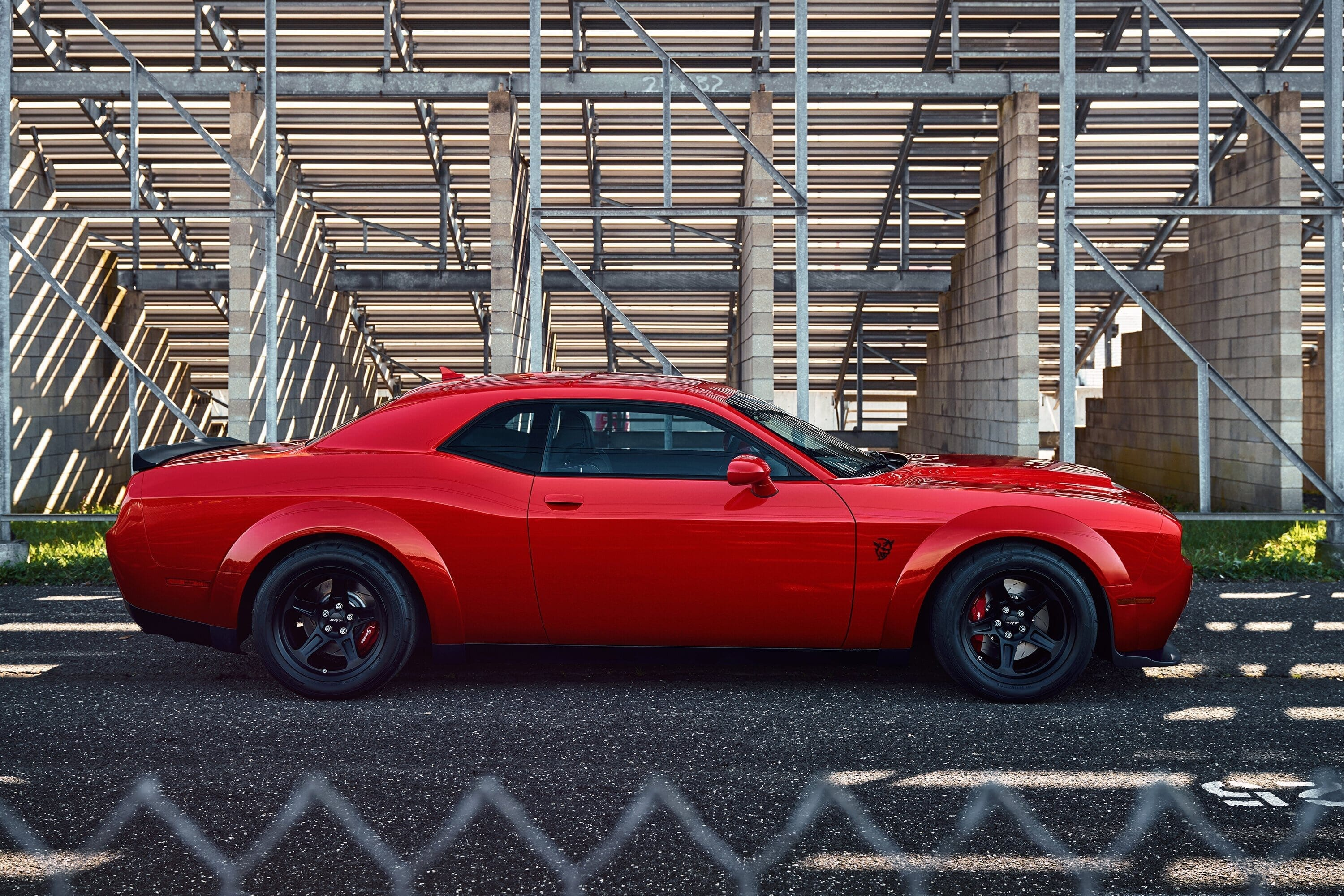 Read an article about the Dodge Challenger SRT Demon