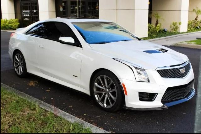 The ATS-V is Cadillac's giant killer.