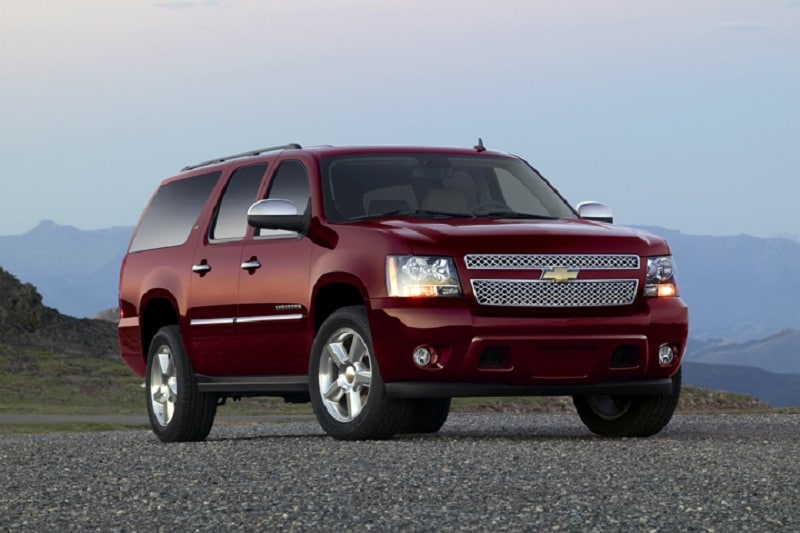 The 2012 Chevrolet Tahoe is a great used car buy