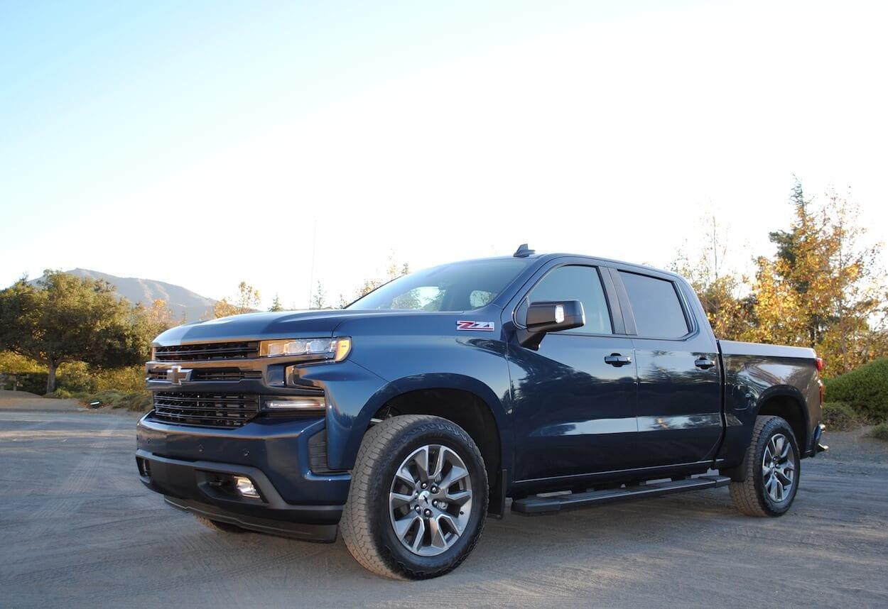 New Look Great Tech 2019 Chevrolet Silverado Rst Crew Cab Test