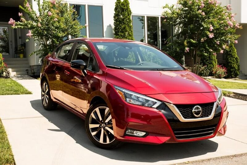 The Nissan Versa has been fully redesigned for the 2020 model year.