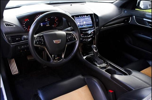 ATS-V Base Coupe