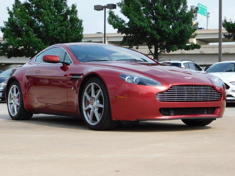 The Vantage is one of the most accessible and enjoyable Aston Martins to own and drive.