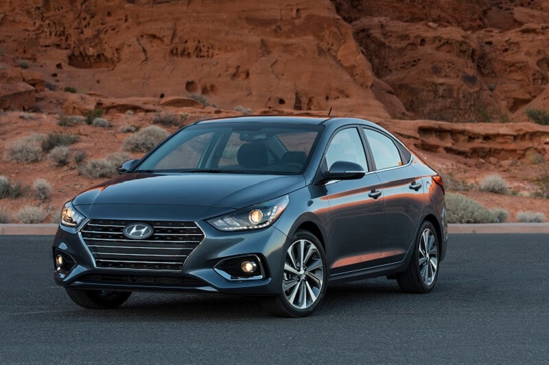 The Hyundai Accent is backed by the best warranty in the business.