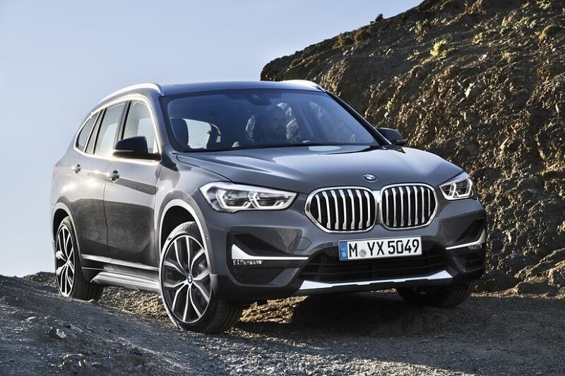 The BMW X1 shares a platform with the MINI, and its dollar-efficient bones mean a very reasonable starting price.