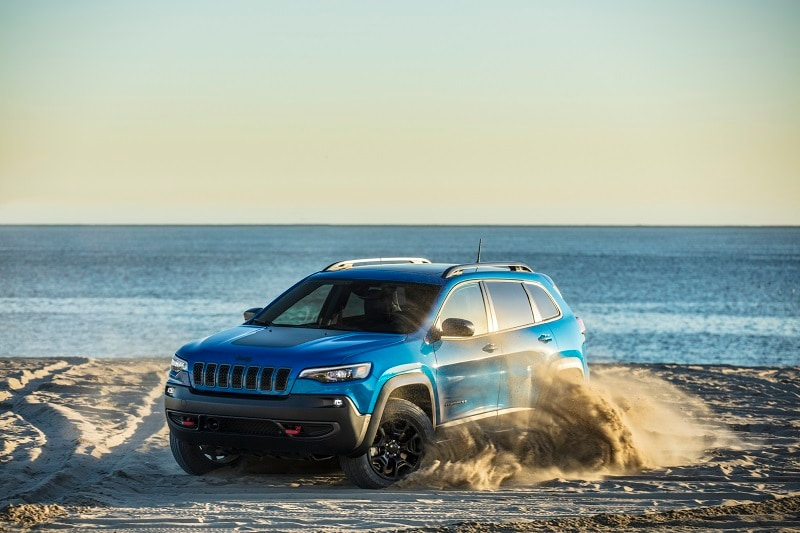 The Trailhawk trim level provides some great off-road goodies.