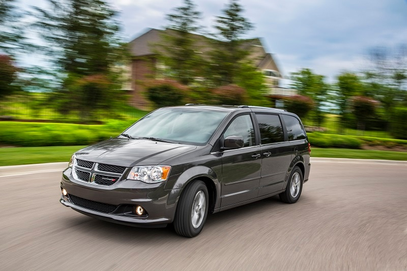 The Dodge Grand Caravan is a great used car buy