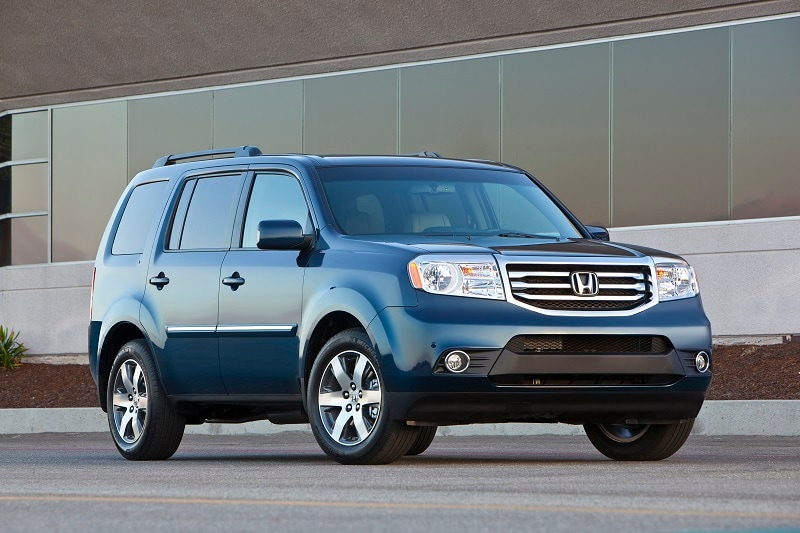 The 2014 Honda Pilot is a great used car buy