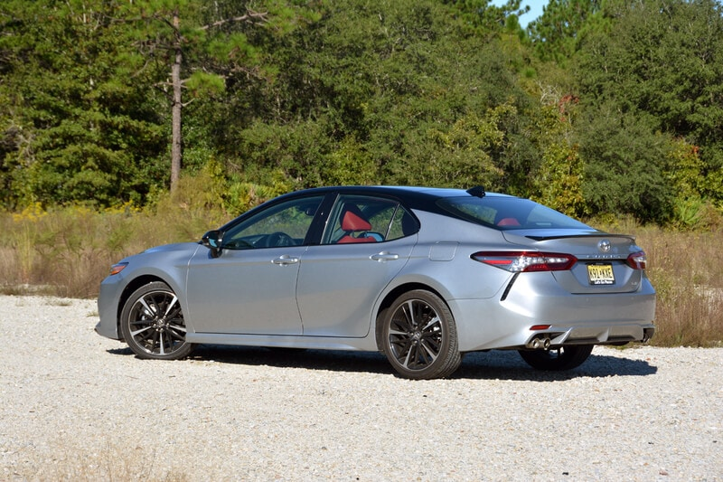 The 2019 Camry is one of the most affordable mid-size sedans on the market