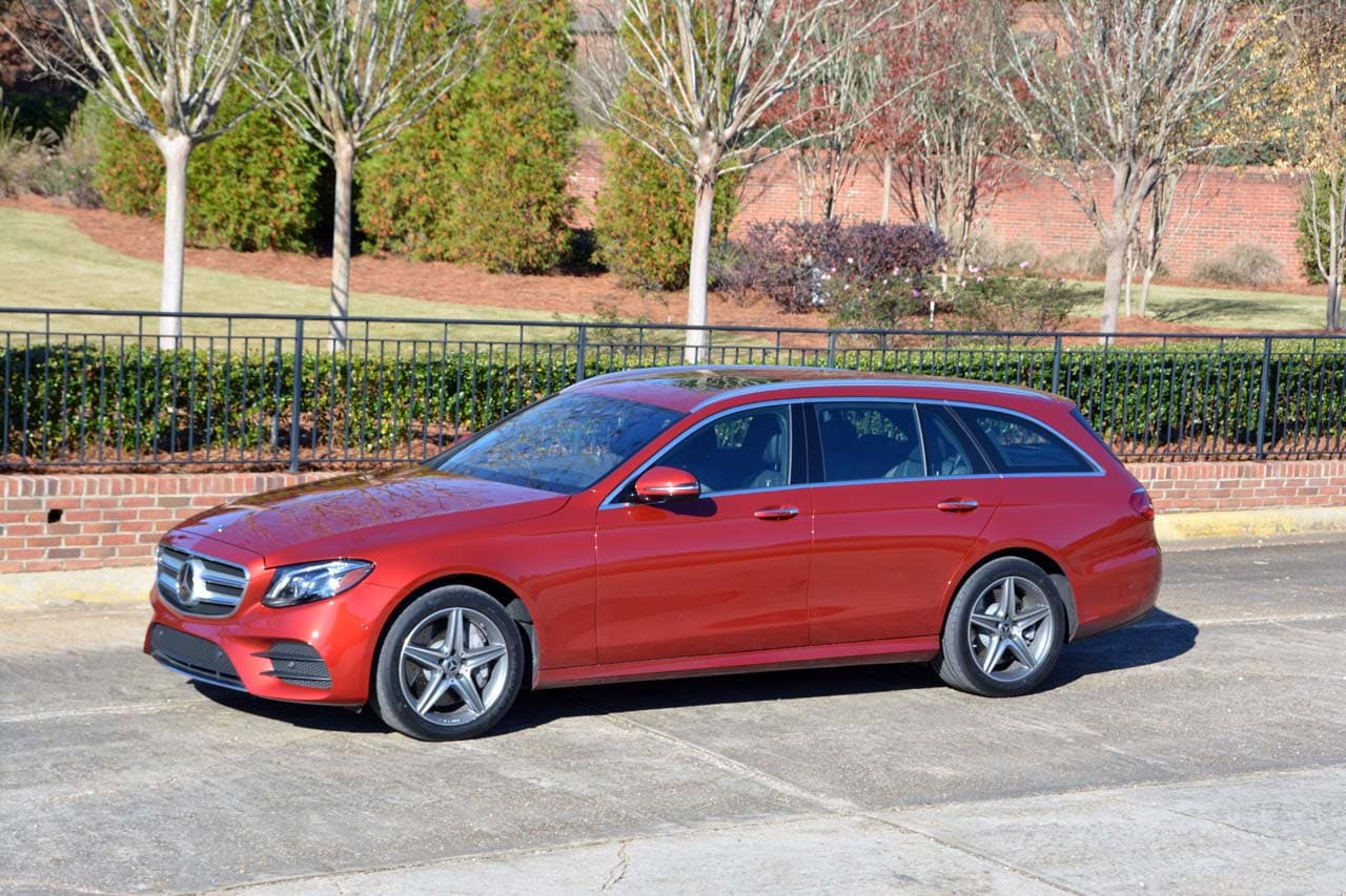 Image of a 2019 Mercedes-Benz E450 Wagon