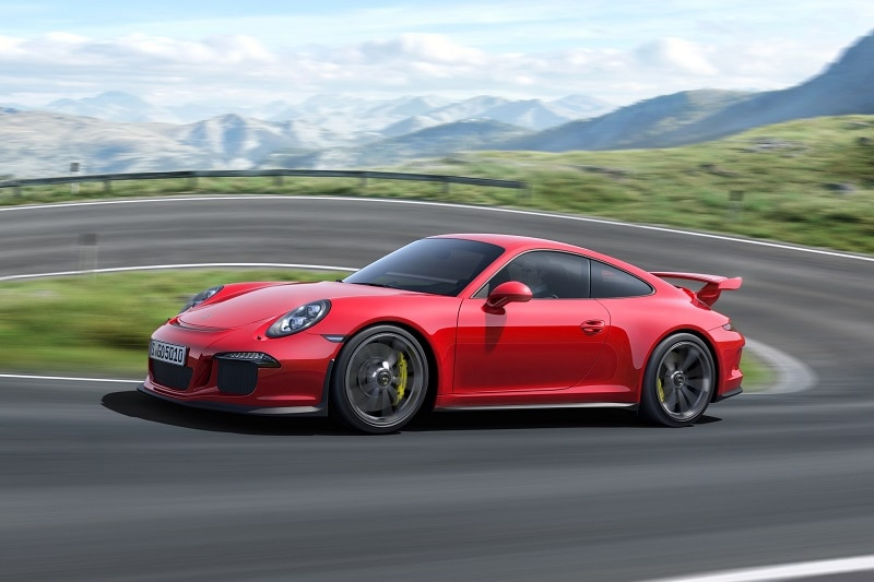 Read an article about the Porsche 911 GT3